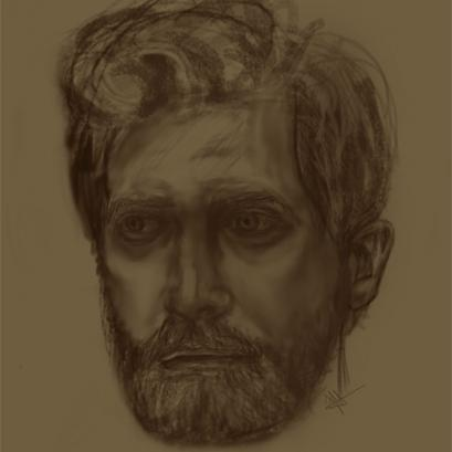 Jake Gyllenhaal Sketch